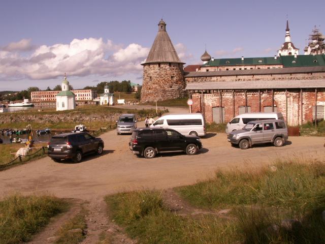 Соловецкий транспорт собрали во время приезда патриарха Кирилла